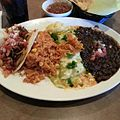 Combo plate at Chevys (8459656672).jpg