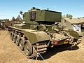 Comet with markings for 11th Armoured Division pic-001.JPG