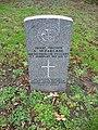 Commonwealth War Grave in Jarrow Cemetery (WW1-29) - geograph.org.uk - 1604084.jpg