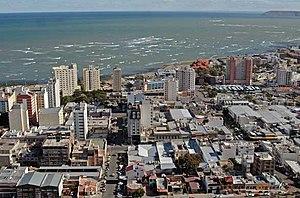 Comodoro Rivadavia - Downtown Comodoro Rivadavia