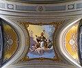 Concattedrale di Santa Maria Assunta, affresco San Pio V (Sutri).jpg