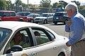 Congressman George Miller attends Sparkpoint Ribbon Cutting Celebration in Bay Point (6300356766).jpg