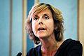Connie Hedegaard, miljo- och samarbetsminister Danmark, under Nordiska radets session i Kopenhamn 2006.jpg