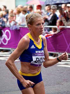 Constantina Diță Romanian long-distance runner