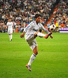 Control de Sergio Ramos