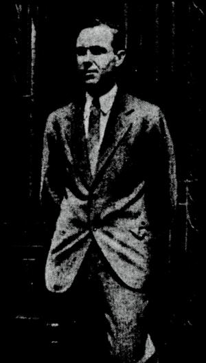 Corliss Lamont - Image: Corliss Lamont 1934