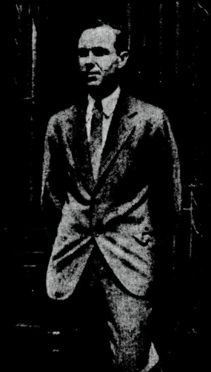 Corliss Lamont 1934