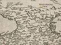Cornelis De Jode. Primae Partis Asiae accurata delineatio. 1579-Caucasus.jpg