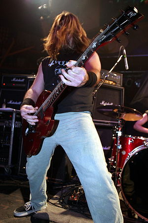 Corrosion of Conformity - Pepper Keenan live on stage