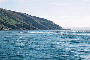 Scottish mythology - The Corryvreckan whirlpool