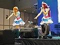 Cosplayers of Chika Takami and Riko Sakurauchi 20190413a.jpg