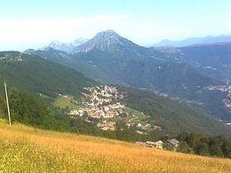 Costa Valle Imagna – Veduta