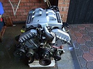 Ford Cologne V6 engine - The 2932 cc Cologne V6 24v BOA engineered by Cosworth