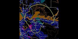 KVHS - KVHS Coverage Map