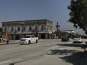 Covina, California - Downtown Covina