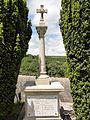 Coyviller (M-et-M) croix de cimetière, monument aux morts.jpg