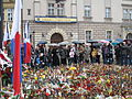 Cracow after Polish Air Force One crash 13.jpg