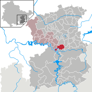 Crispendorf - Image: Crispendorf in SOK