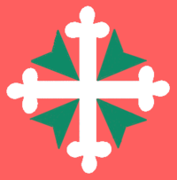 Cross of saints Maurice and Lazarus.png