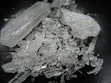 Methamphetamine hydrochloride