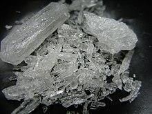 Metamfetaminhidroklorido
