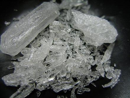 メタンフェタミン