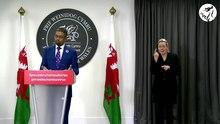 Bestand: Cynhadledd i'r Wasg Press Conference - 16.11.20.webm