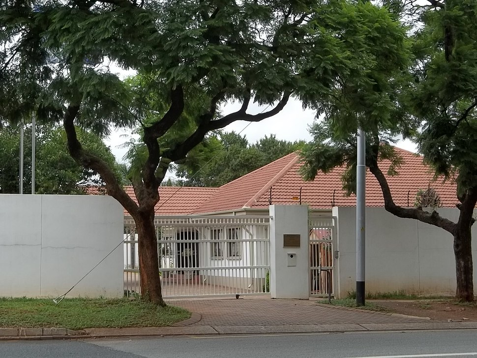Cypriot High Commission in Pretoria