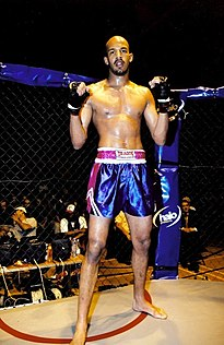 Cyrille Diabaté French kickboxer and mixed martial arts fighter