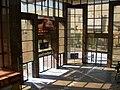 Częstochowa (dworzec PKP) - widok wewnątrz hali dworcowej.JPG