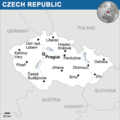 Czech Republic - Czechia map.png