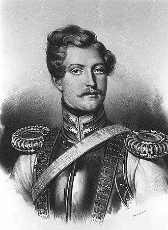 Georges-Charles de Heeckeren d'Anthès - Georges-Charles d'Anthès