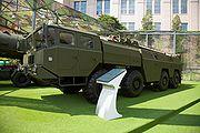DF-11 TEL vehicle -1