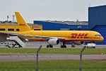 DHL Air, G-BIKG, Boeing 757-236 SF (18459378444).jpg