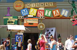 Toy Story Midway Mania Wikipedia