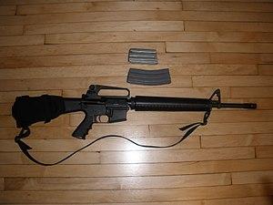 DPMS Panther Arms - Image: DPMS AR 15