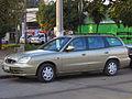 Daewoo Nubira 1.6 SX Wagon 2002 (15077045949).jpg