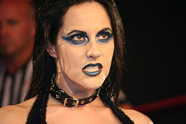 Daffney in juli 2010