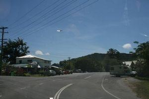 Daintree, Queensland - Daintree Village in the Daintree area in far north Queensland