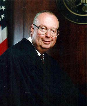Dale A. Kimball - Portrait of Judge Kimball