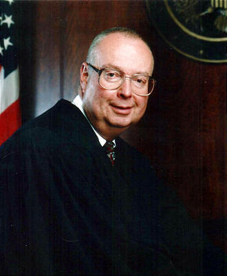 Dale A. Kimball - Portrait of Judge Kimball