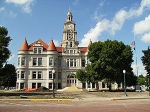 Dallas County, Iowa - Image: Dallas County Courthouse