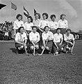 Dames-hockey Nederland tegen Belgie 't 11-tal van Nederland, Bestanddeelnr 902-6368.jpg