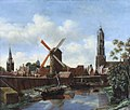 Daniel Vosmaer - The Harbour of Delft - WGA25336.jpg
