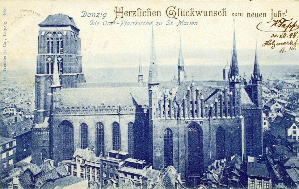Danzig-Marienkirche