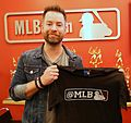 David Cook visits MLB.jpg