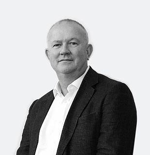 David Frank (media executive) British media executive