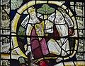 David and solomon, east window Margaretting (13220967493).jpg