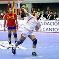 Davinia López - Jornada de las Estrellas de Balonmano 2013 - 01.jpg