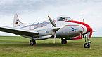 De Havilland DH-104 Dove 8 D-INKA OTT 2013 04.jpg